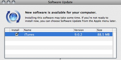 Download iTunes 9.0.2 for Windows and Mac OS