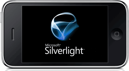 Silverlight for iPhone