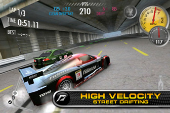 Need For Speed: Shift for iPhone