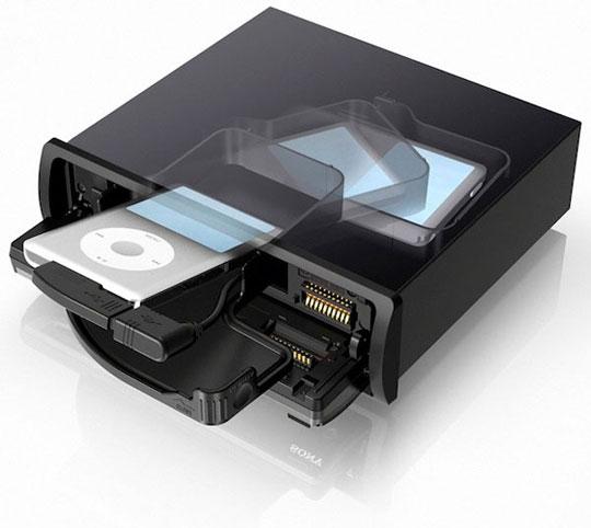 Автомагнитола от Sony DSX-S100