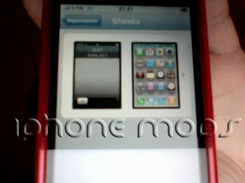 iPhone OS 4 beta 2