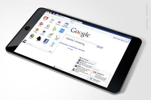 Konkurent iPad ot Google i Verizon