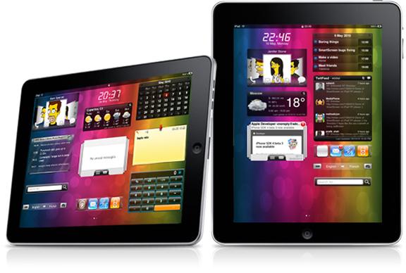 SmartScreen for iPad