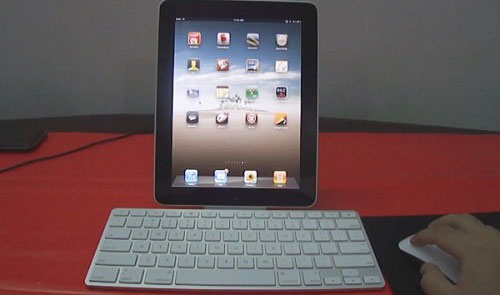 BTStack for iPad