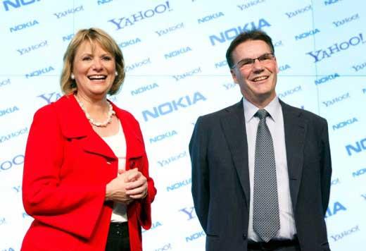 Yahoo & Nokia