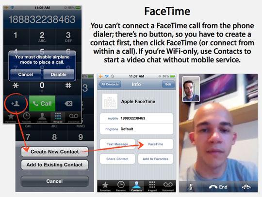 FaceTime mozhet rabotat i bez operatora sotovoi svyazi