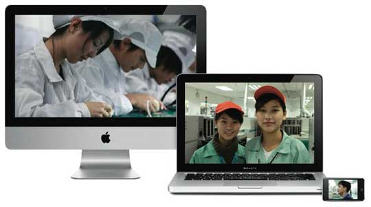 Apple subsidii Foxconn