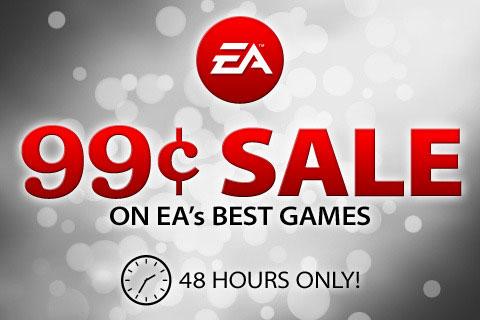 Bolshie skidki na igry ot Electronic Arts