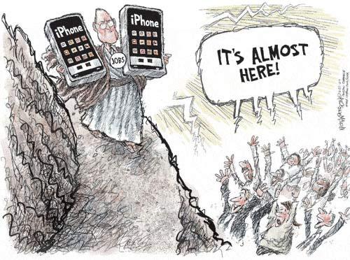 Новая iOS 4.2.1 при загрузке проверяет baseband iPhone