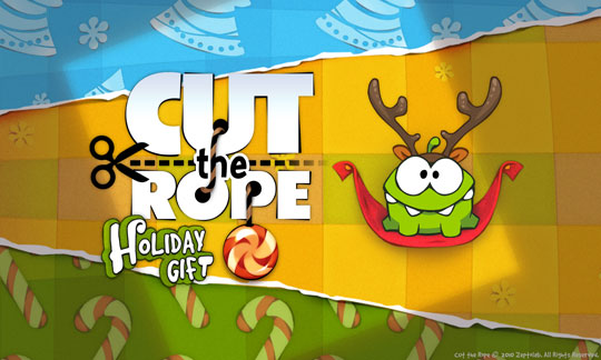 [4-й iКонкурс] «Cut the Rope»