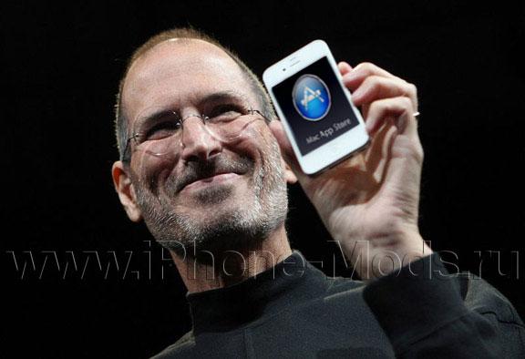 Одной строкой: Дата выхода белого iPhone 4 и релиз Mac App Store