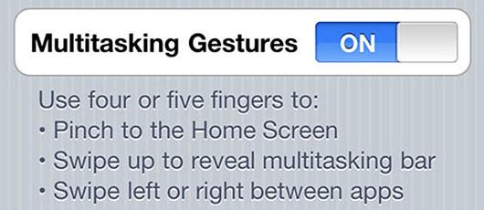 MultiTouch жесты тестируют на iPhone