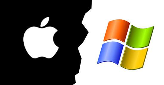 Apple. Odin vzglyad nazad