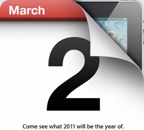 iPad Special Event