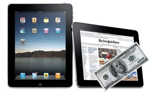 Kupil iPad