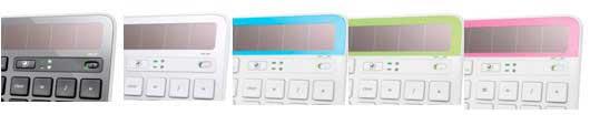 Logitech Wireless Solar Keyboard K750 for Mac от Logitech