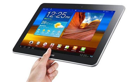 Galaxy Tab 10.1 вновь появился на прилавках Европы
