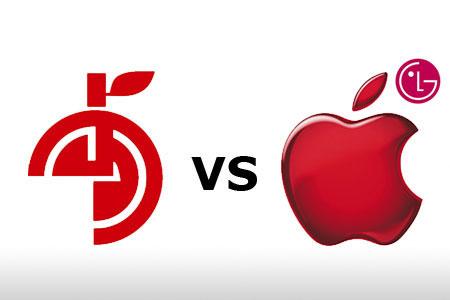 Kitaiskaya kompaniya ukrala logotip u Apple?