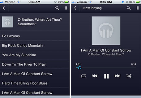 Google Music beta gotova dlya iOS