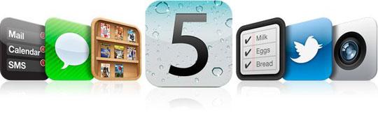 Apple vypustit GM iOS 5 v kontse sentyabrya