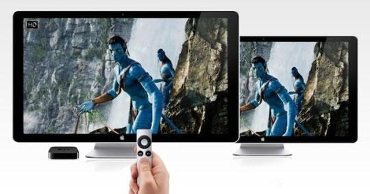 Apple sozdaet prototipy televizorov
