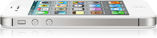 iPhone 4S foto
