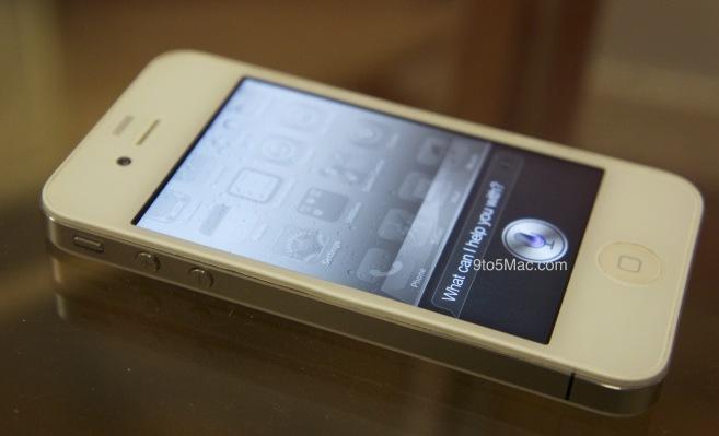 Siri for iPhone 4