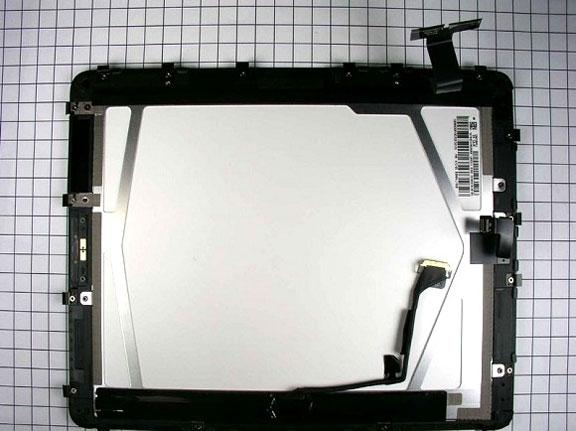 Ekrany Retina dlya iPad 3