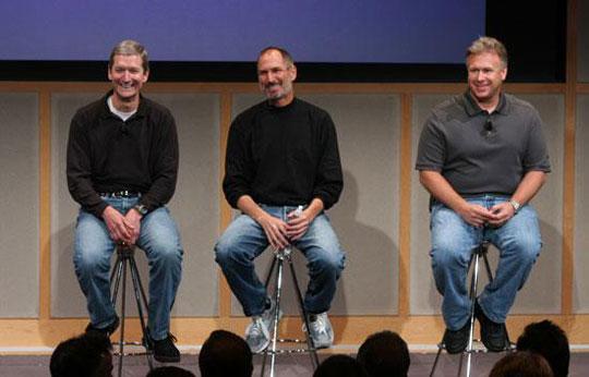 Chto novogo v Apple s prikhodom Tima k rulyu