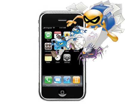 Mobilnym platformam antivirus ne nuzhen