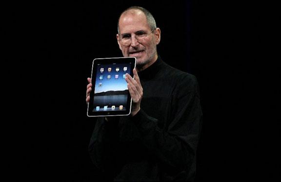 iPad 3 yavit sebya miru v DR Stiva Dzhobsa