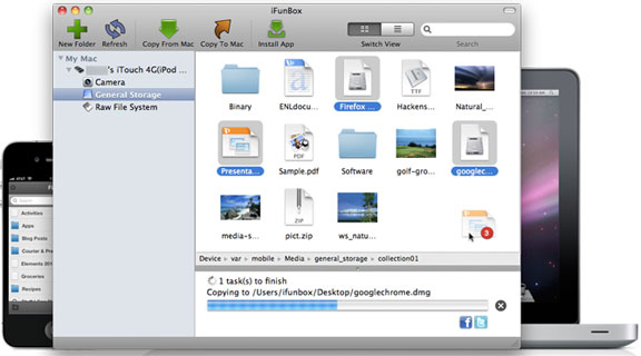 Download for Mac OS iFunBox